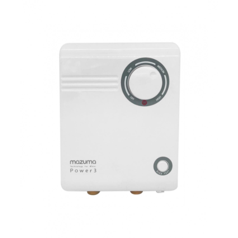 MAZUMA เครื่องทำน้ำร้อน  Power 3 (8.0 k.w) สีขาว