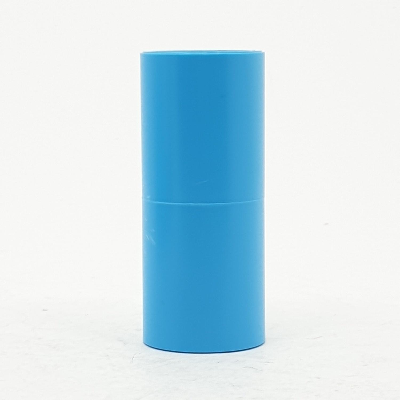 Number One ข้อต่อตรง3/4 (แพ็ค 10) สีฟ้า