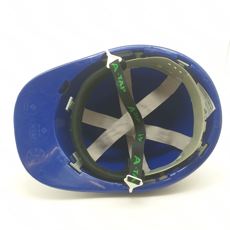 A-TAP หมวกนิรภัย  มอก.   น้ำเงิน