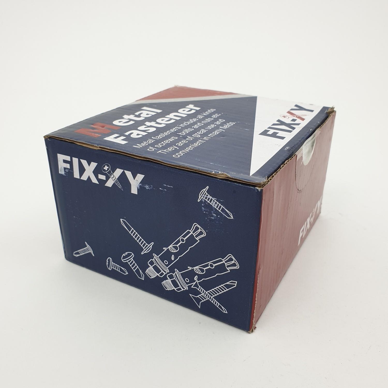 FIX-XY กิ๊ปจับสลิง 1/4 (20ชิ้น/กล่อง) EQ-003-B