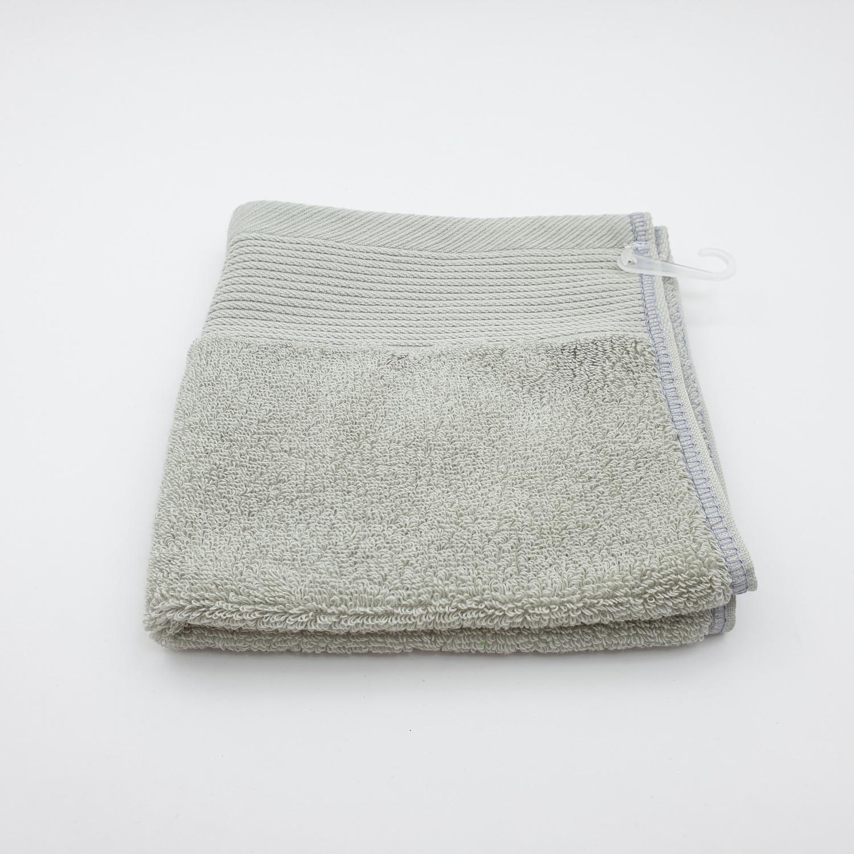 COZY ผ้าขนหนูผ้าฝ้าย 34x34ซม. GFF002-GR สีเทา
