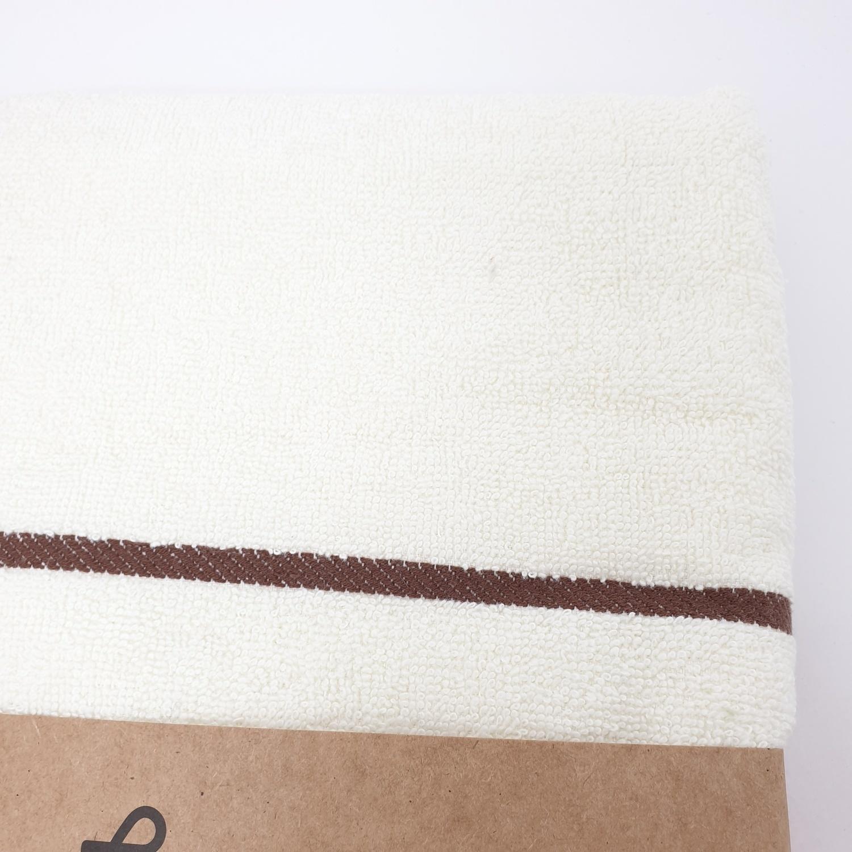 COZY ผ้าขนหนู ขนาด 70x140ซม. GTL004-YE สีเหลือง