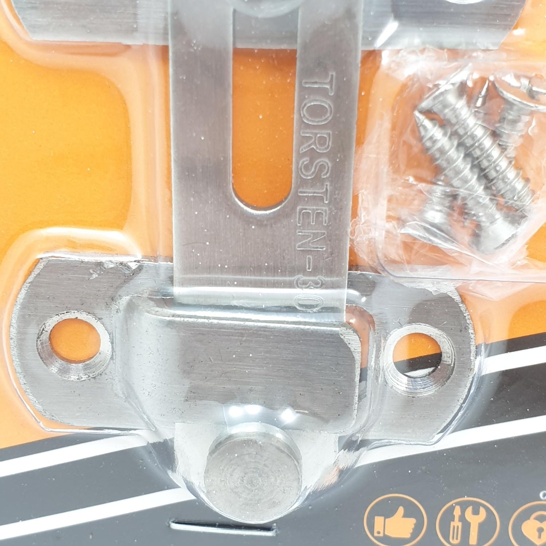 TORSTEN กลอนสับสเตนเลส 304  3 นิ้ว WTL-MK3  SS   สีทอง