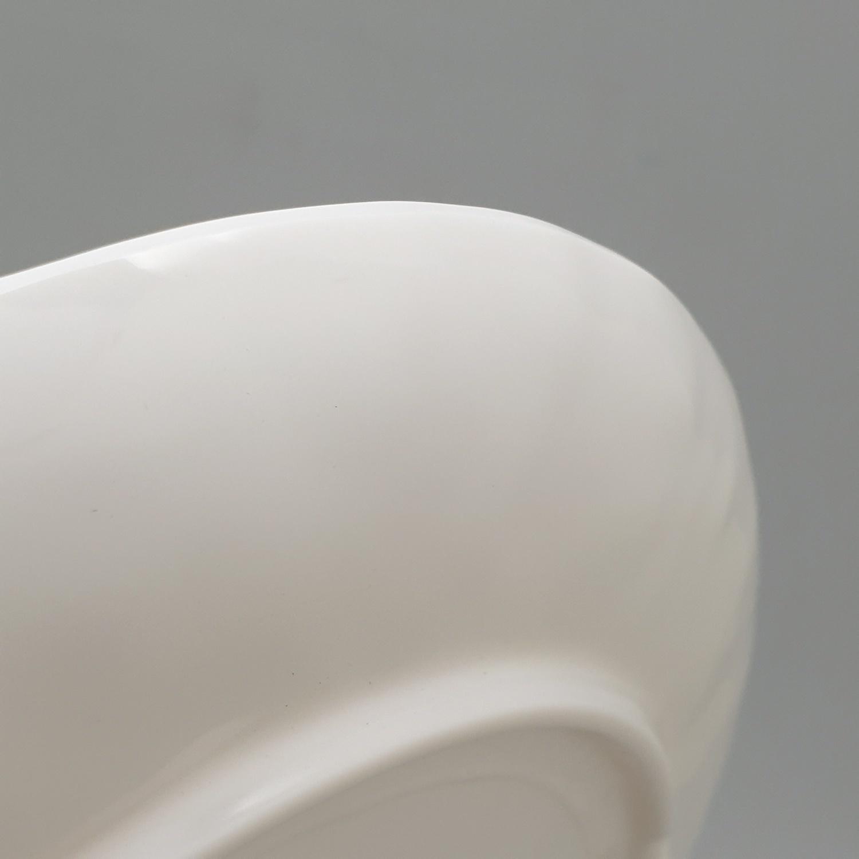 """ADAMAS จานเมลามีนทรงตื้น 11"""" MA1249 27.3x27.3x2.4 ซม. สีขาว Adamas MA1249 สีขาว"""