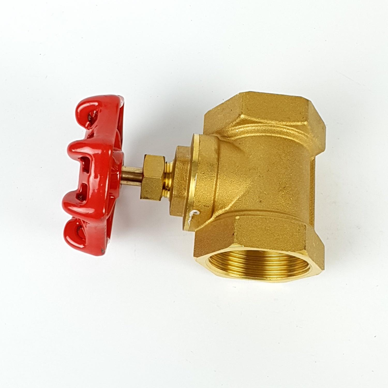 VAVO ประตูน้ำทองเหลือง 1 1/2 นิ้ว YF-4056-5