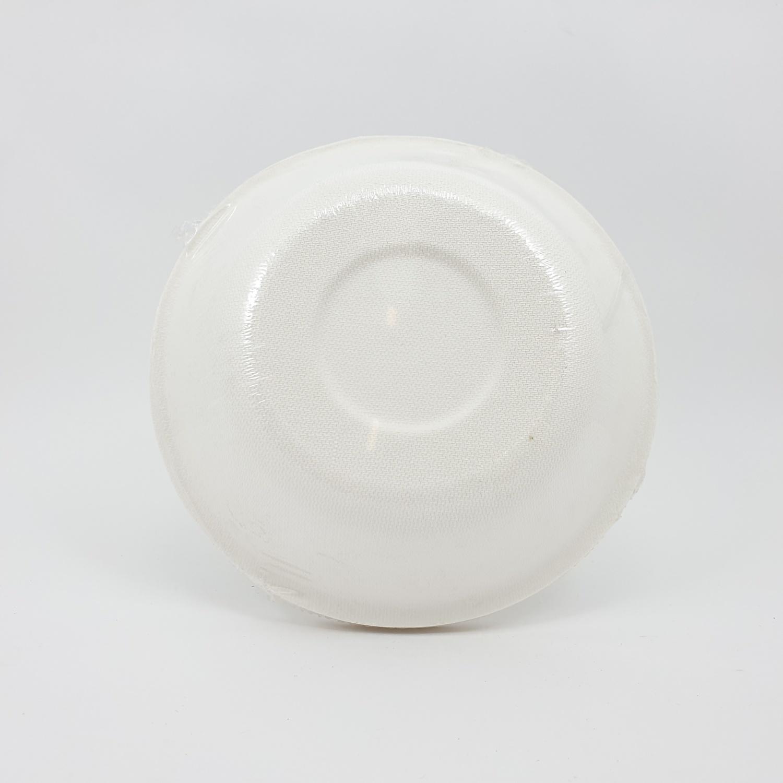 nibiru ชาม ขนาด7.5นิ้ว 10ชิ้น/แพ็ค FJDB024 สีขาว