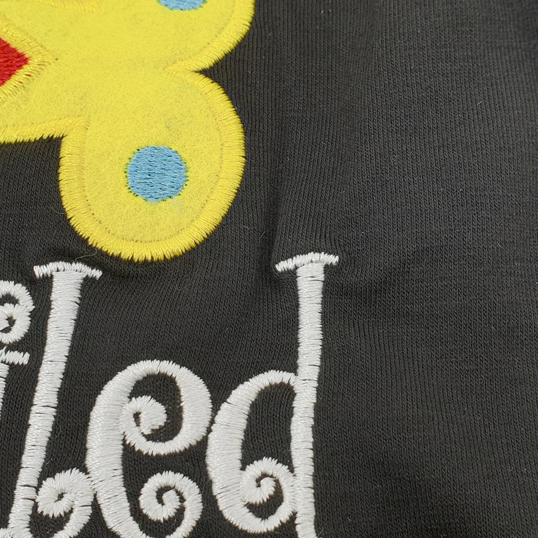 DUDUPETS เสื้อยืดมีฮูดสัตว์เลี้ยง ไซส์S ขนาด 10นิ้ว  CL040S สีดำ