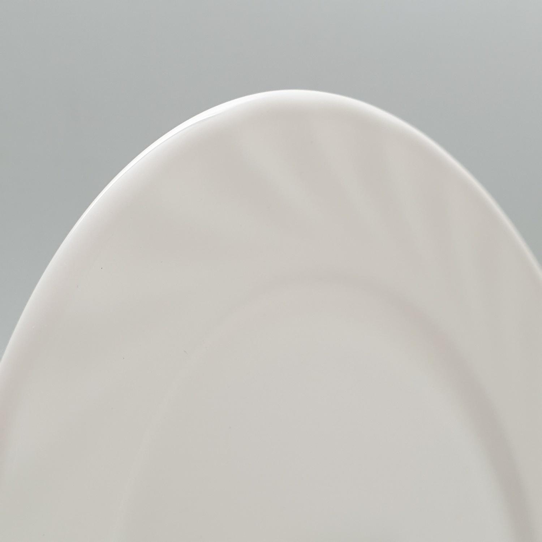 ADAMAS จานโอปอล 7.5    FLAT PLATE-XP75  สีขาว