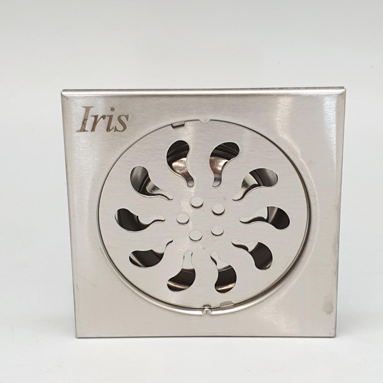 IRIS ตะแกรงกันกลิ่นสเตนเลส PQS-SBY09