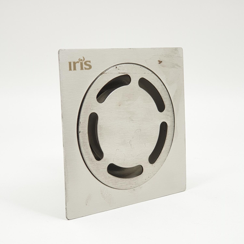 IRIS ตะแกรงกันกลิ่นสเตนเลส PQS-06