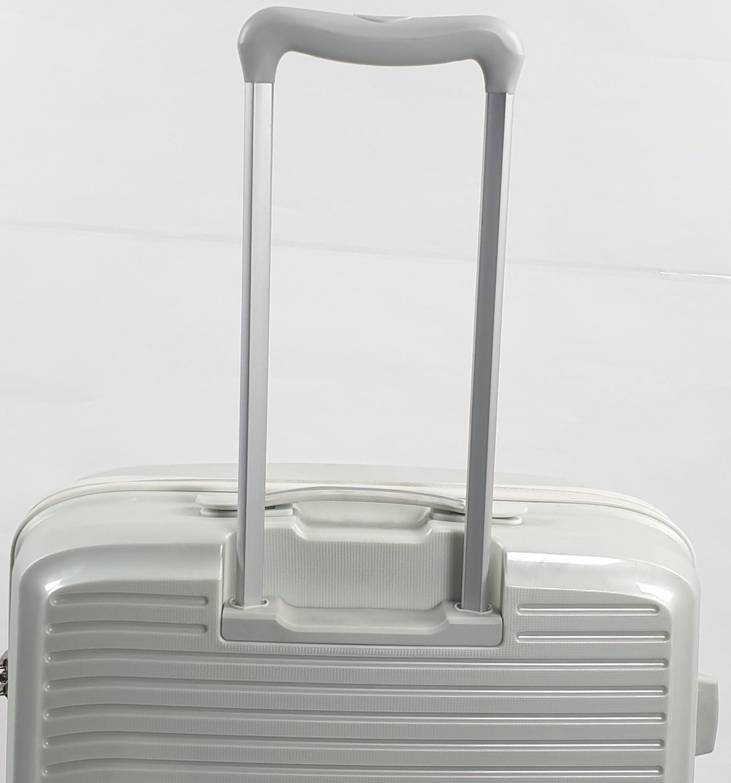 WETZLARS กระเป๋าเดินทาง PP ขนาด 29 นิ้ว   P-7007WH-3 สีขาว