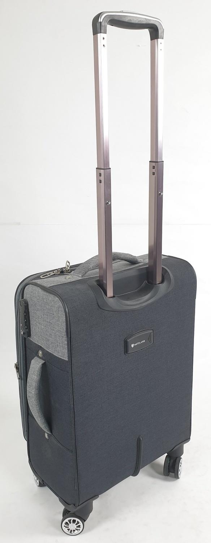 WETZLARS กระเป๋าเดินทางผ้า ขนาด 20 นิ้ว B-346BK-1  สีดำ