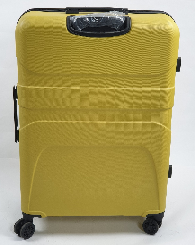 WETZLARS  กระเป๋าเดินทาง ABS ขนาด 20 CTH0011-1  สีเหลือง