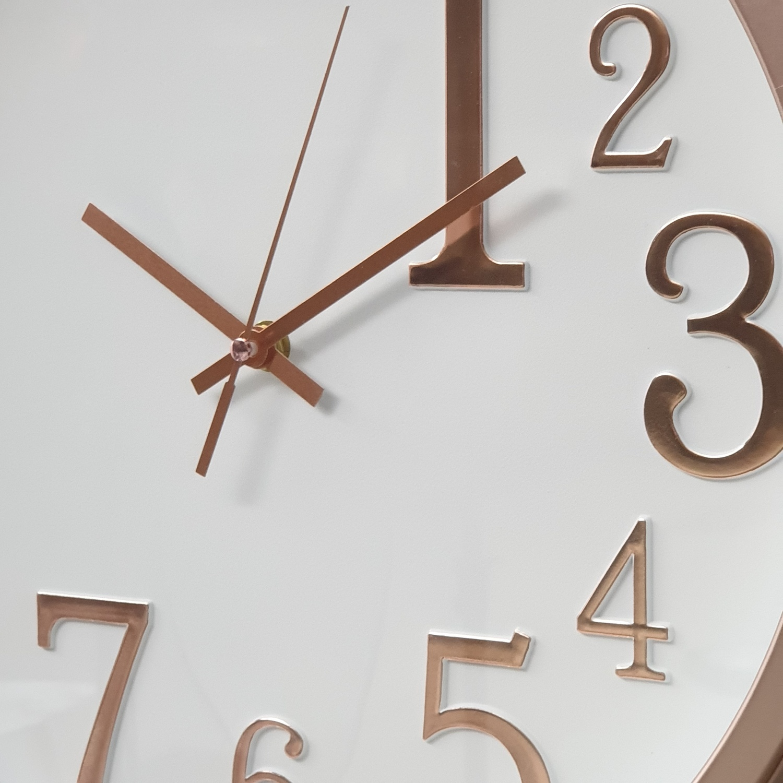 COZY  นาฬิกาติดผนัง 35ซม.   BY021