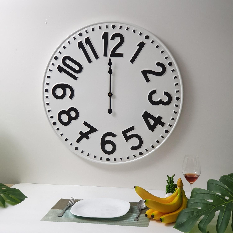 COZY  นาฬิกาติดผนัง 73.5ซม.   DZD078