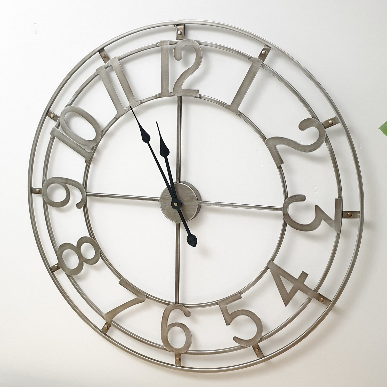 COZY นาฬิกาติดผนัง 76ซม.   DZD059