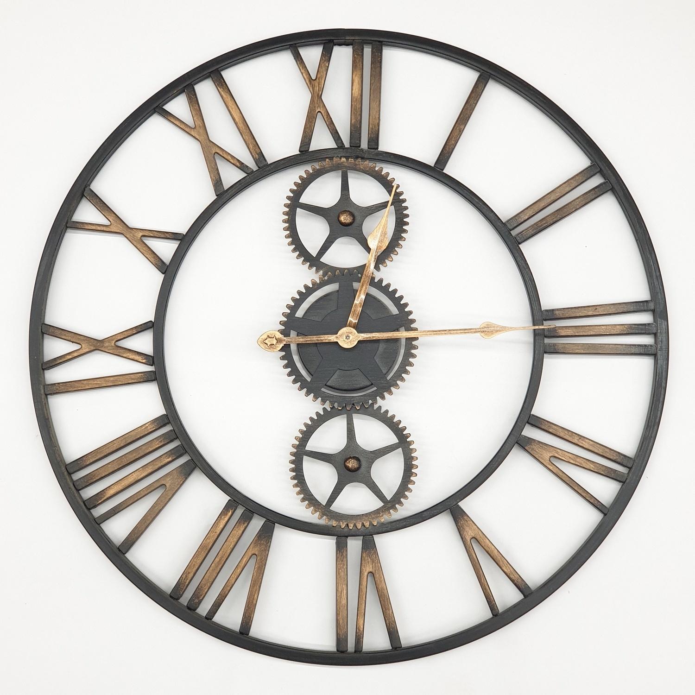 COZY  นาฬิกาติดผนัง 50ซม. DZD030