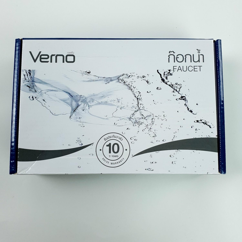 VERNO ก๊อกอ่างล้างหน้าสเตนเลส  อลิซ VN-8220