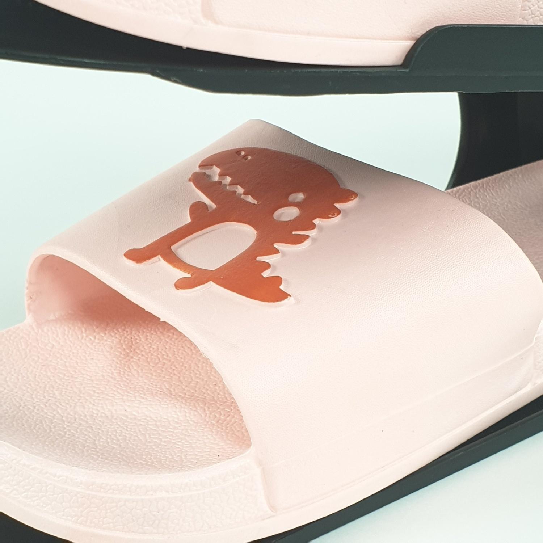 PRIMO  รองเท้าแตะ  PVC  เบอร์ 40-41 ZL011-PK401 สีชมพู