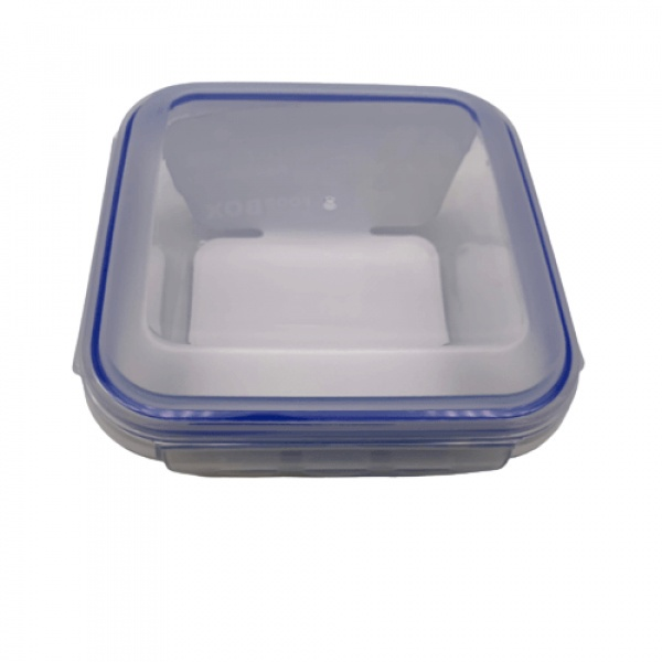 GOME กล่องถนอมอาหาร 900ML. ขนาด 15.4x15.4x8.1 ซม. EL011