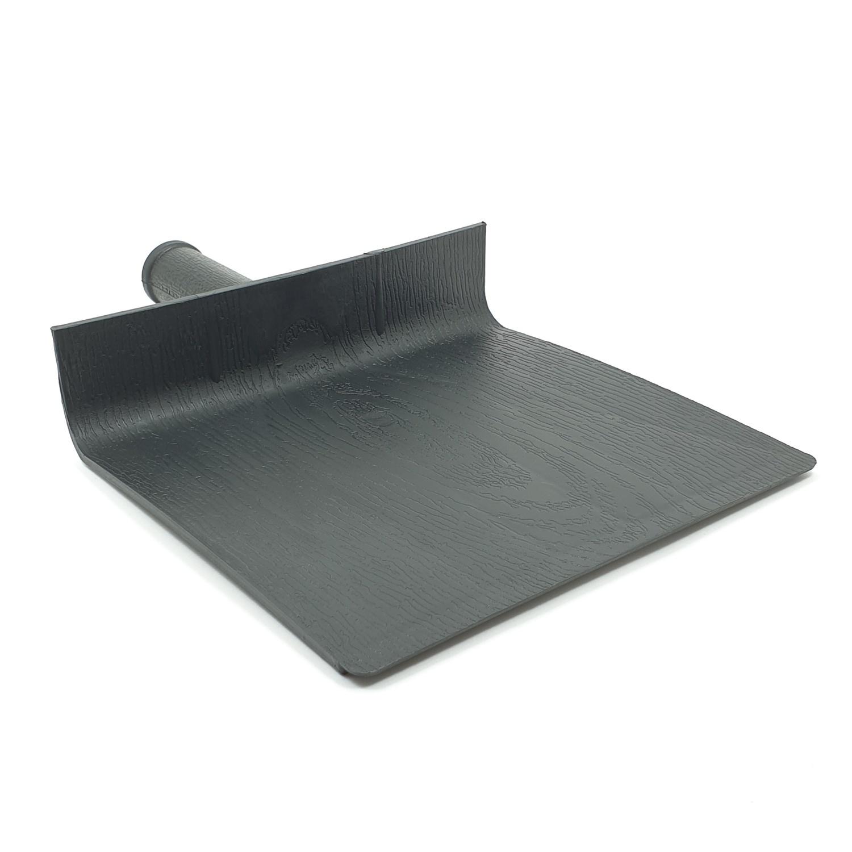 ตราช้างยืน กะบะ PVC - สีดำ