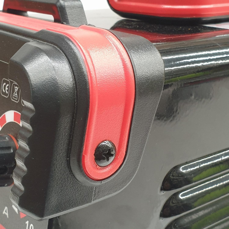 BISON ตู้เชื่อม IGBT 200A MMA-200I สีแดง-ดำ