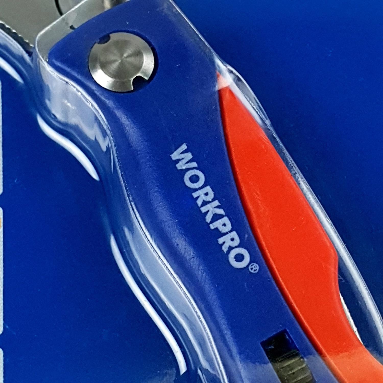 WORKPRO มีดกรีดพับได้ W011008