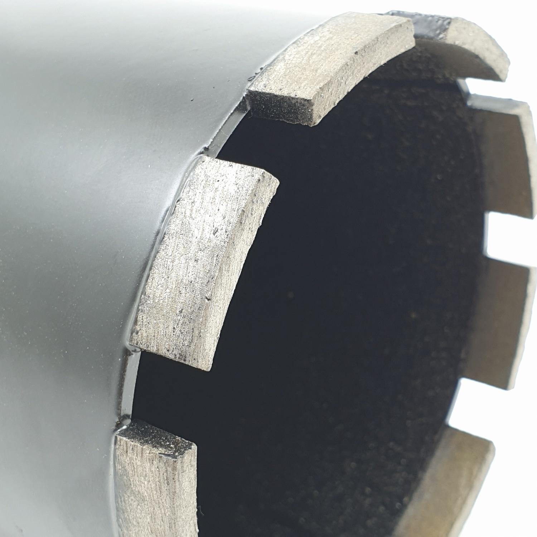 BISON กระบอกคอริ่งเจาะคอนกรีต CDB-4 สีดำ
