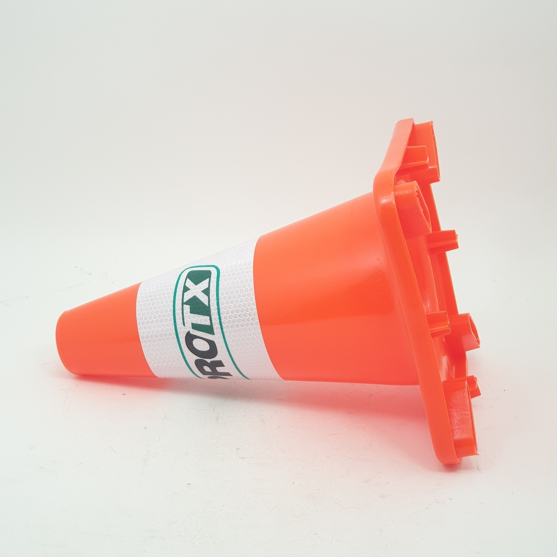 Protx กรวยจราจร PVC ขนาด 300 mm P DTA30