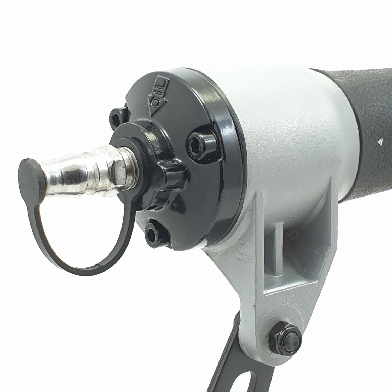 BISON ปืนลม รุ่น DJ-ST64/T64 สีเทา