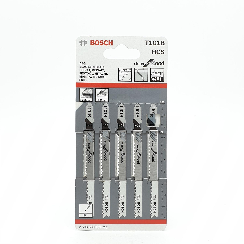 BOSCH ใบจิ๊กซอร์   T101B