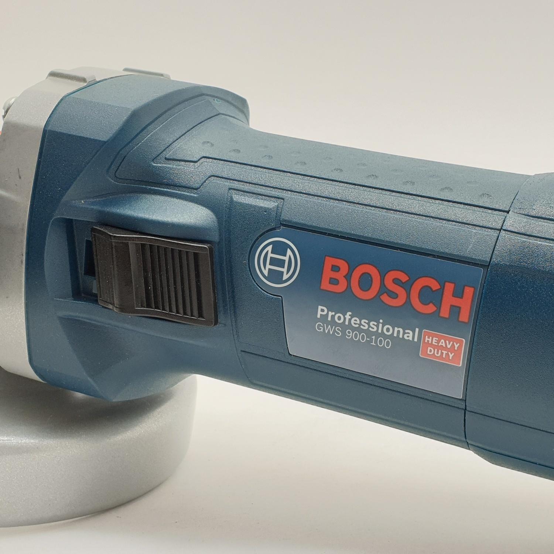 BOSCH เครื่องเจียร์ 4 900W   GWS 900-100