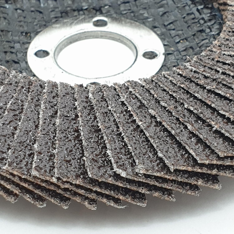 BOSCH กระดาษทรายซ้อนหลังแข็ง 4นิ้ว P36