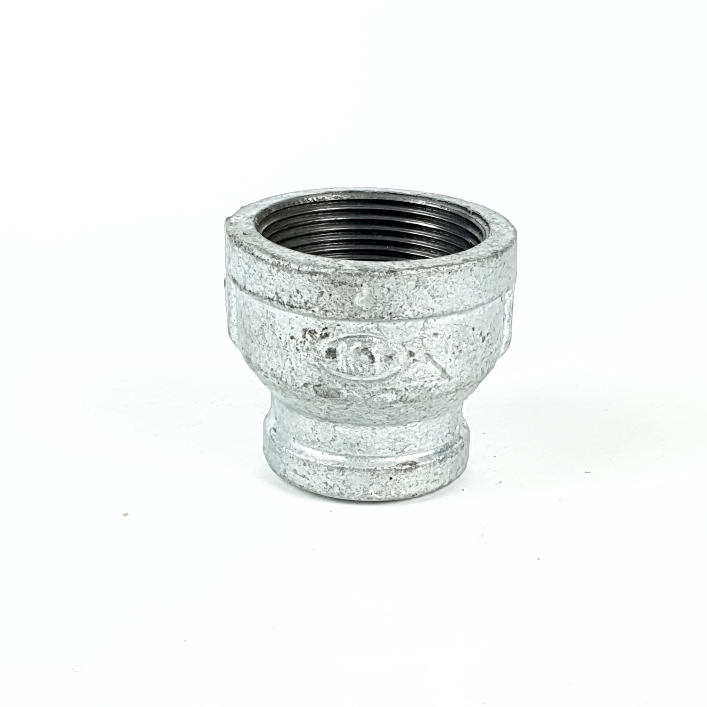 VAVO ข้อต่อตรงลดเหล้ก  1.1/2 นิ้วx1นิ้ว