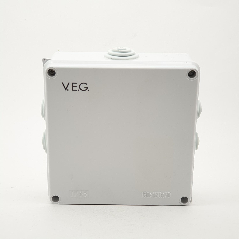 V.E.G กล่องกันน้ำพลาสติก HTS-06