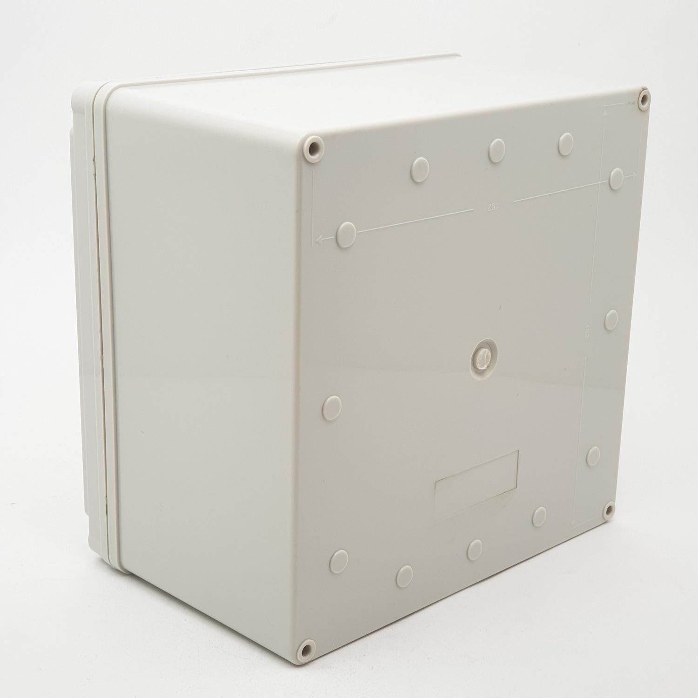 V.E.G กล่องกันน้ำพลาสติก ขนาด 200X200X130 MM THE-09