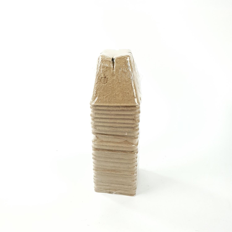 Tree O ถาดเพาะชำกระดาษขนาด 5.5x5.5 ซม.  TL8231