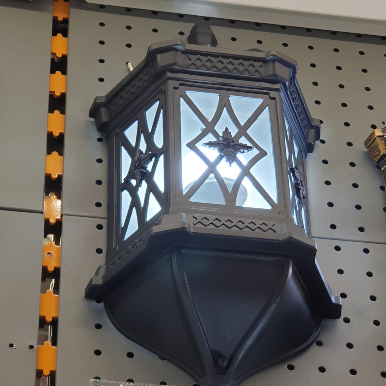 EILON โคมไฟผนัง  5001-W สีดำ