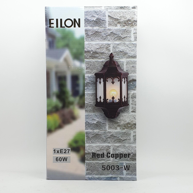 EILON โคมไฟผนัง  สีทองแดง 5003-W