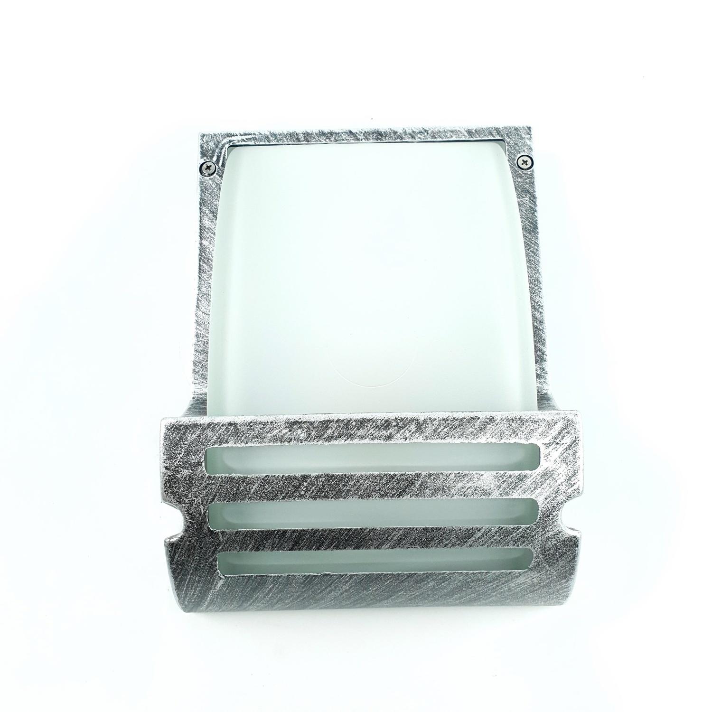 EILON  โคมไฟผนัง  สีดำเงิน 5010-W