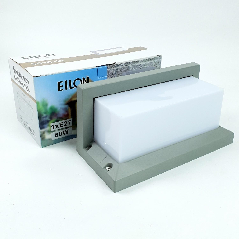 EILON   โคมไฟผนัง 5016-W สีเทา
