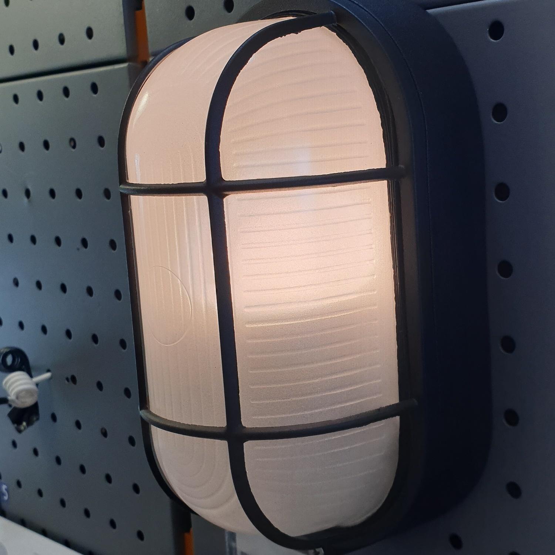 EILON โคมไฟผนัง   MV509-S สีดำ