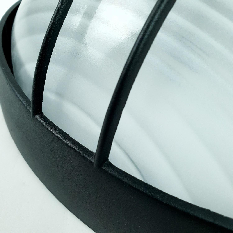 EILON   โคมไฟผนัง MV518-L  สีดำ
