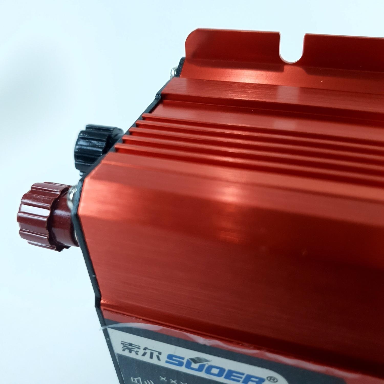 SUOER เครื่องแปลงไฟ   Inverter SDB-500A ขนาด 500W