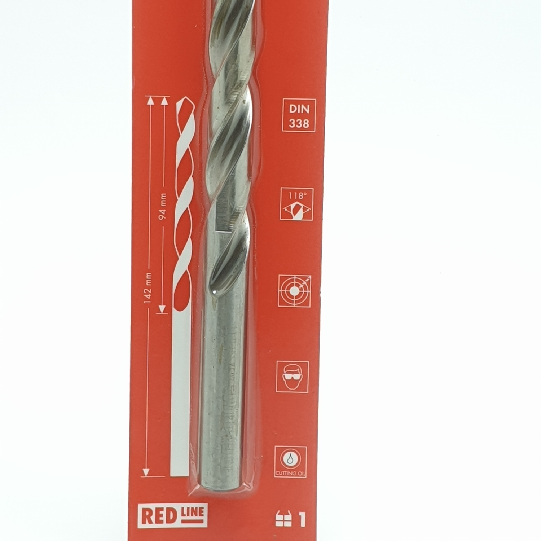 WUERTH ดอกสว่าน เจาะเหล็ก ขนาด 11.0  mm. DIN 338 HSS