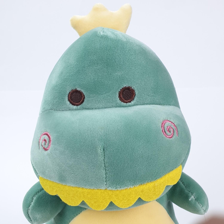 USUPSO ตุ๊กตาไดโนเสาร์ซีรี่ส์ 2  ขนาด 40 ซม.  สีเขียว