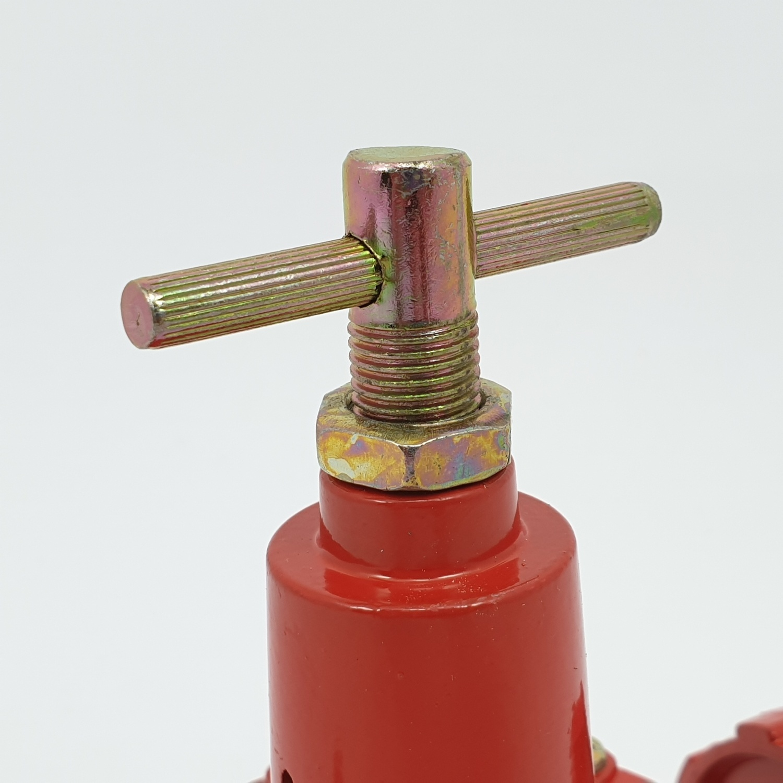 CLOSE หัวปรับแก๊สแรงดันสูงพร้อมสาย 1.5เมตร  HPR-15 H/SET