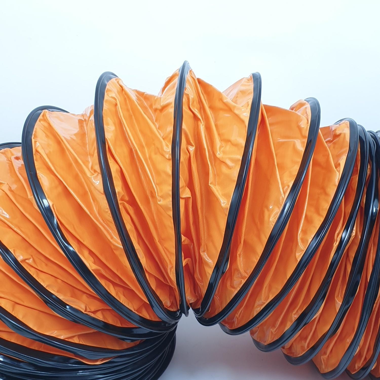 REX ท่อลมระบายอากาศ DF-280 สีส้ม