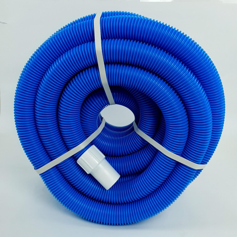 SAKU สายดูด ขนาด 1.5นิ้ว(38MM)ยาว 20M. 3051C สีฟ้า