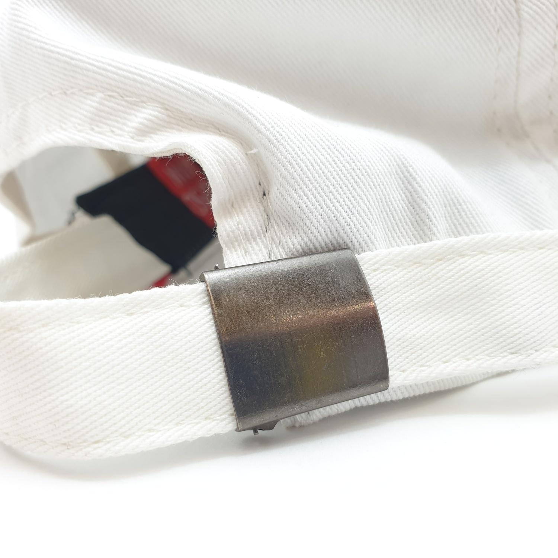USUPSO หมวกแก๊ป  decorative baseball สีขาว